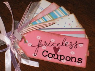 Bridget of the north love coupons, housework
